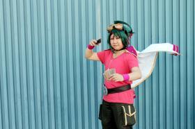 Yuuya Sakaki from Yu-Gi-Oh! Arc-V  by Hikarilight