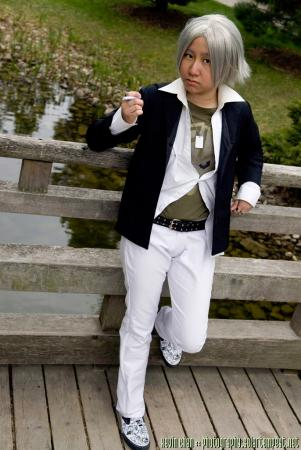 Hayato Gokudera from Katekyo Hitman Reborn! worn by Hikarilight