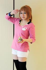 Fumina Hoshino from Gundam Build Fighters Try worn by Hikarilight