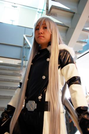 Superbi Squalo from Katekyo Hitman Reborn! worn by Hikarilight