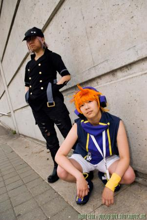 Sho Minamimoto from The World Ends With You worn by Hikarilight