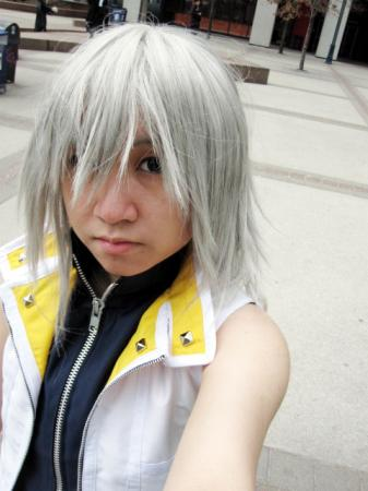 Riku from Kingdom Hearts 2 worn by Hikarilight
