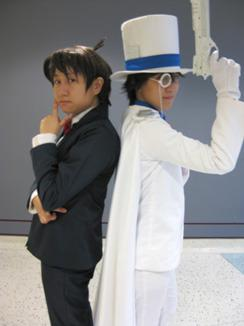 Kudou Shinichi from Detective Conan worn by Hikarilight