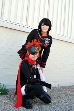 Lavi from D. Gray-Man worn by Hikarilight