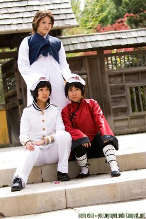 Hong Kong from Axis Powers Hetalia worn by Hikarilight