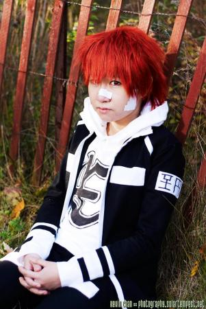 Enma Kozato from Katekyo Hitman Reborn! worn by Hikarilight