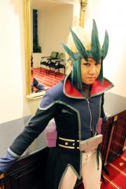 Kaito Tenjo from Yu-Gi-Oh! ZEXAL