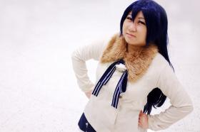 Umi Sonoda from Love Live!  by Hikarilight