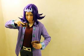 Shark / Ryoga Kamishiro from Yu-Gi-Oh! ZEXAL worn by Hikarilight
