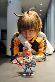 Ban Yamano from Danball Senki worn by Hikarilight