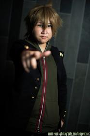 Naegi Makoto from Dangan Ronpa worn by Hikarilight
