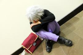 Killua Zaoldyeck from Hunter X Hunter worn by Hikarilight