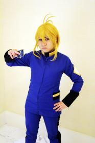 Leon Souryuu from Cardfight!! Vanguard worn by Hikarilight