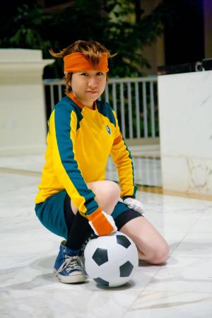 Endou Mamoru from Inazuma Eleven