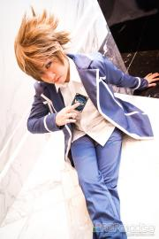 Toshiki Kai from Cardfight!! Vanguard worn by Hikarilight