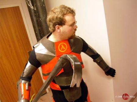 Gordon Freeman from Half Life