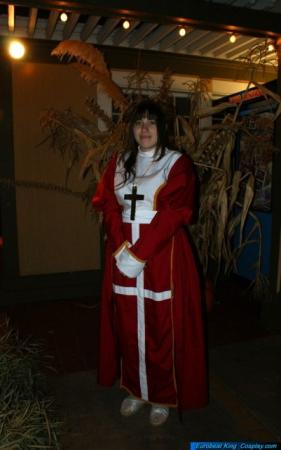 High Priest from Ragnarok Online worn by Pandari
