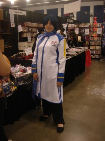 Kaito from Vocaloid worn by Pandari
