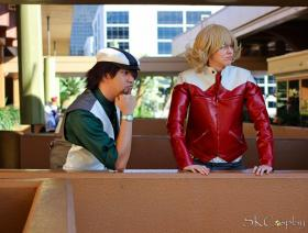 Barnaby Brooks Jr. / Bunny from Tiger and Bunny worn by iroha