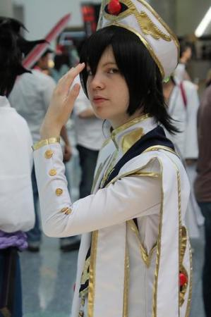 Lelouch Lamperouge from Code Geass R2 worn by Eiji