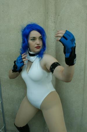 Blair Dame from Street Fighter EX Plus Alpha