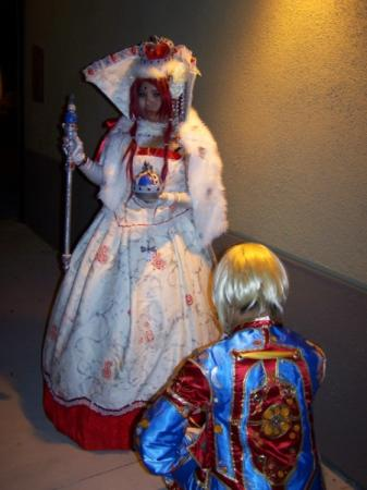 Esther Blanchett from Trinity Blood worn by Chibikunkun