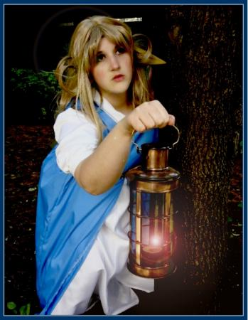 Princess Zelda from Legend of Zelda: A Link to the Past worn by sailorgaia