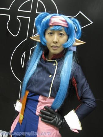 Klan Klan from Macross Frontier worn by Aimi