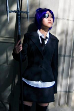 Chrome Dokuro from Katekyo Hitman Reborn! worn by Setua