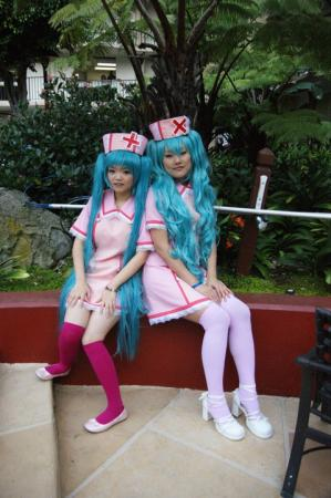 Hatsune Miku from Vocaloid 2 worn by derelict_