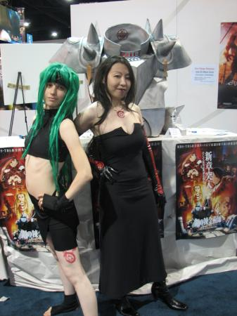 Envy from FullMetal Alchemist: Brotherhood worn by SSPrincess