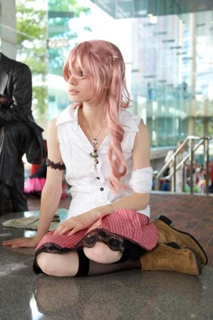 Serah Farron from Final Fantasy XIII worn by SSPrincess