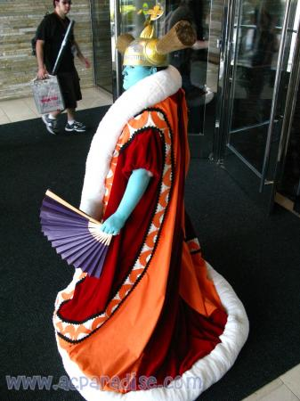 Queen Brahne from Final Fantasy IX