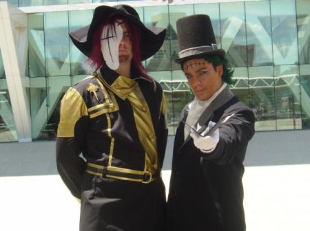 Tyki Mikk from D. Gray-Man worn by Tehsmex / Sirch.Nahgaug