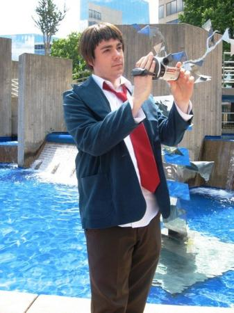 Kyon from Melancholy of Haruhi Suzumiya worn by Tehsmex / Sirch.Nahgaug