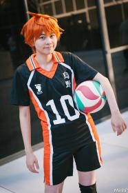 Shouyou Hinata from Haikyuu!! (Worn by Gwiffen)