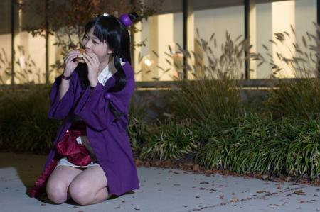 Maya Fey from Phoenix Wright: Ace Attorney worn by Gwiffen