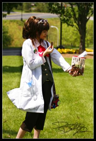 Ema Skye from Apollo Justice: Ace Attorney worn by Gwiffen