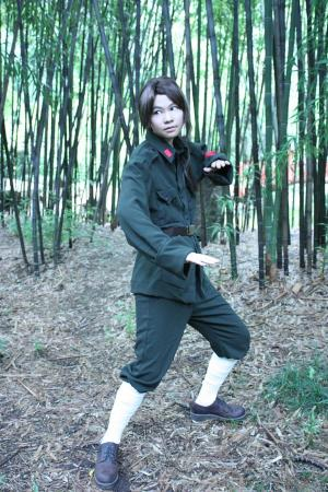 China / Wang Yao from Axis Powers Hetalia worn by Gwiffen