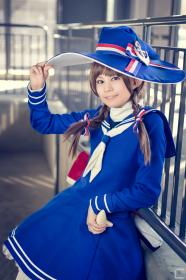 Wadanohara from Wadanohara and the Great Blue Sea worn by Gwiffen