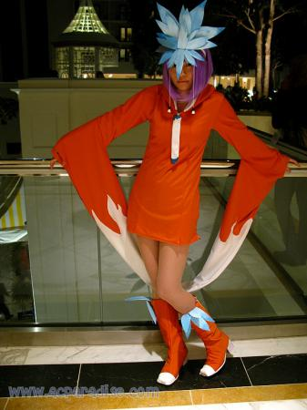 Amane Kuzuryu from Shin Megami Tensei: Devil Survivor worn by Gwiffen