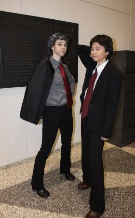 Tohru Adachi from Persona 4 worn by Gwiffen