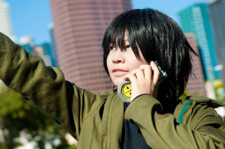 Akira Takizawa from Eden of the East worn by Gwiffen