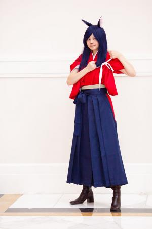 Natsuki Shinohara from Summer Wars (Worn by Gwiffen)