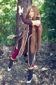 Tear Grants from Tales of the Abyss worn by Gwiffen