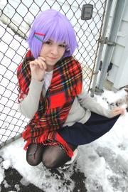 Sachiko Koshimizu from iDOLM@STER Cinderella Girls