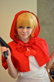 BB Hood / Bulleta from Darkstalkers worn by Kohime
