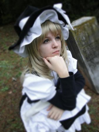 Marisa Kirisame from Touhou Project worn by Kohime