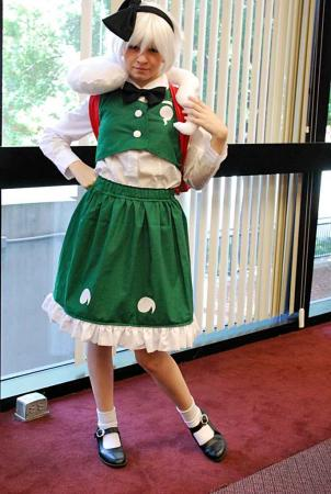 Youmu Konpaku from Touhou Project worn by Kohime