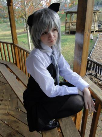 Sanya V. Litvyak from Strike Witches worn by Kohime